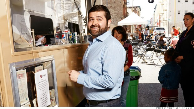 How to keep calm and carry on with Indiegogo's Slava Rubin