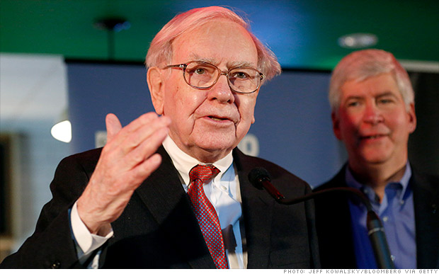 warren buffett hotel price gouging