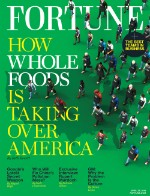 Whole Foods is taking over America