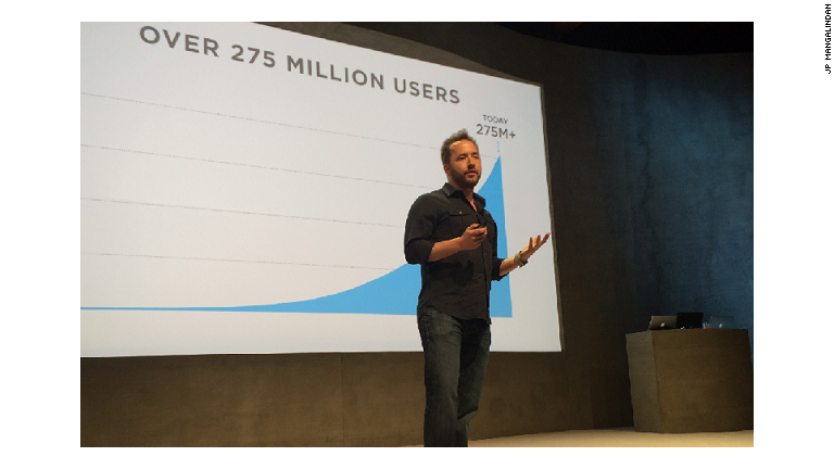 Dropbox Files For A 500 Million Ipo
