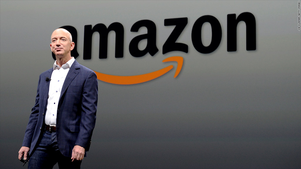 amazon businesses jeff bezos