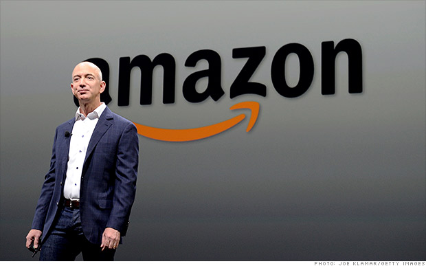 7 businesses Amazon wants to shake up