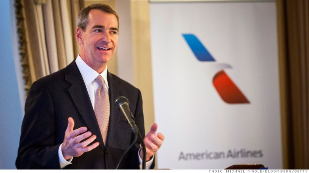 Tom Horton, chairman, American Airlines