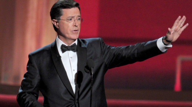 Colbert a safe choice to replace Letterman