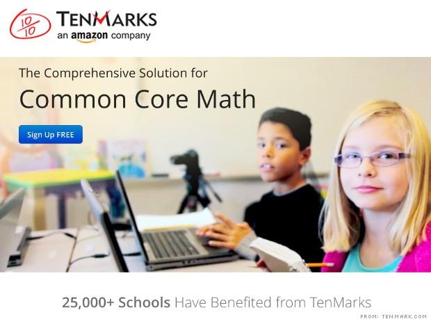 amazon businesses tenmark education