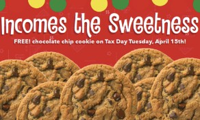 Don't miss Tax Day deals and freebies