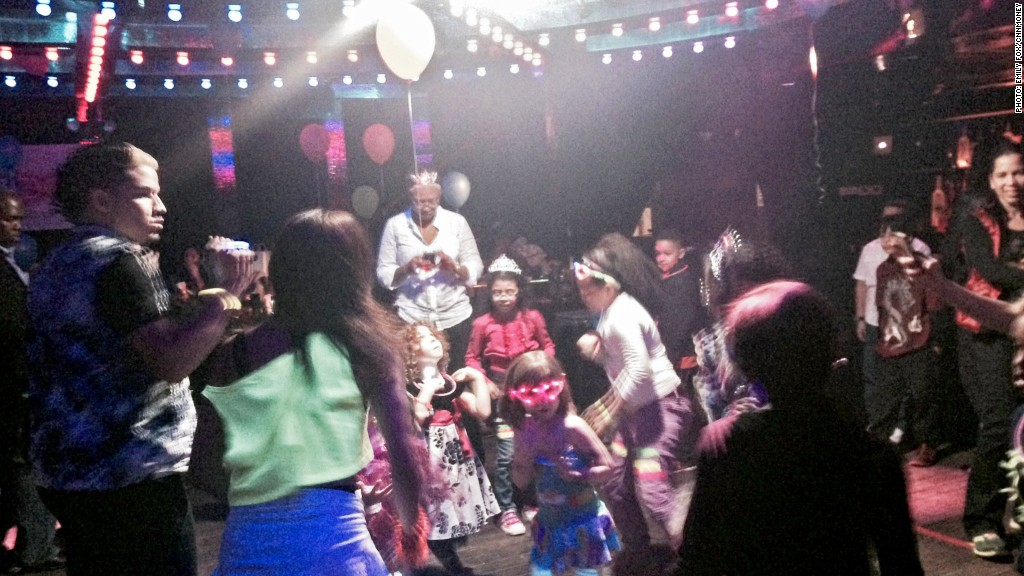 kids nightclub