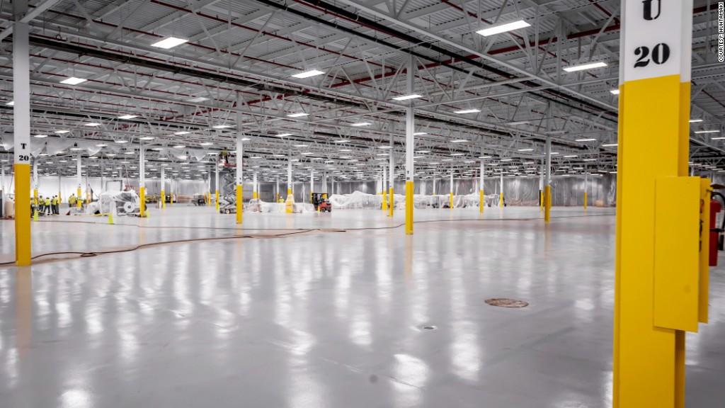 american factories huhtamaki