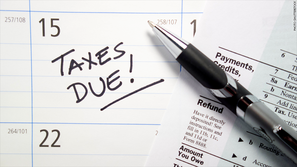 tax day deadline