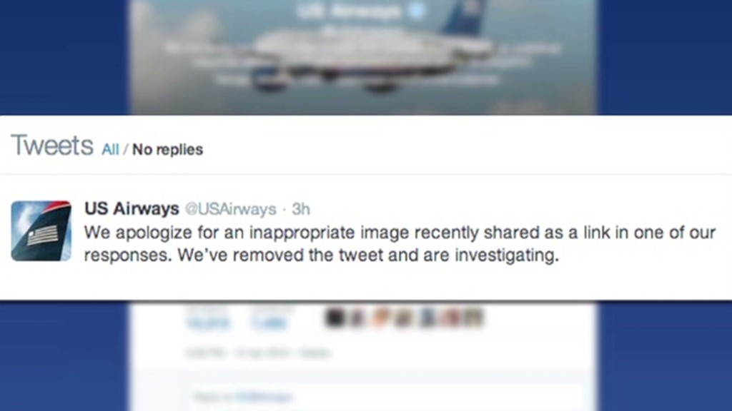 Is US Airways tweet the worst #fail ever?