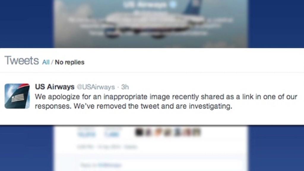 Is US Airways tweet the worst #fail ever?
