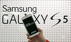 Samsung Galaxy S5 already hacked