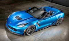 Most powerful drop-top Corvette revealed