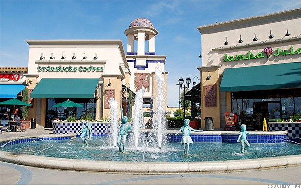 Downey Promenade Restaurants Best