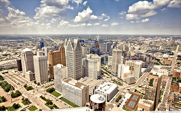 Real estate investors' haven: Detroit