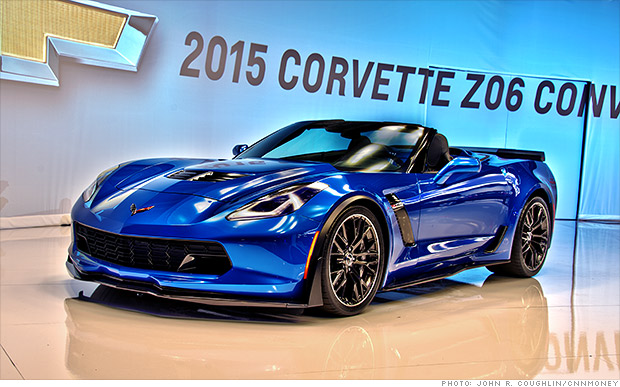 GM reveals most powerful drop-top Corvette
