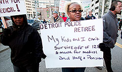 Detroit reaches deal limiting pension cuts