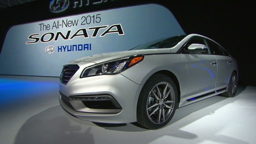 Hyundai Sonata: Not a boring sedan