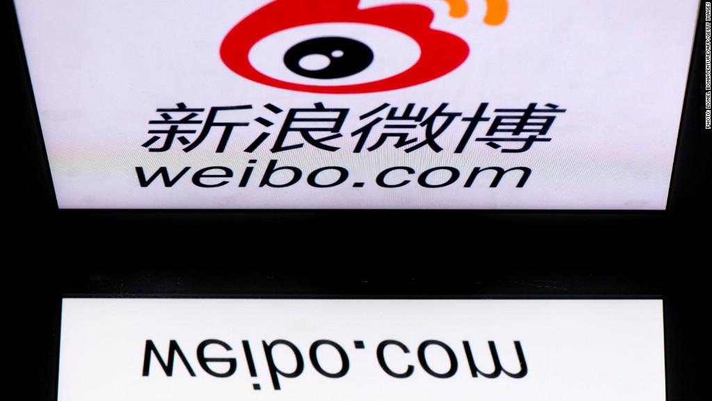 weibo trading