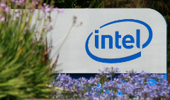 Intel bucks tech stock slide