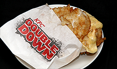 KFC brings back its fabled Double Down