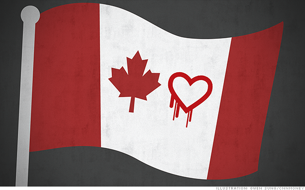 Policía canadiense arresta a un hacker de Heartbleed