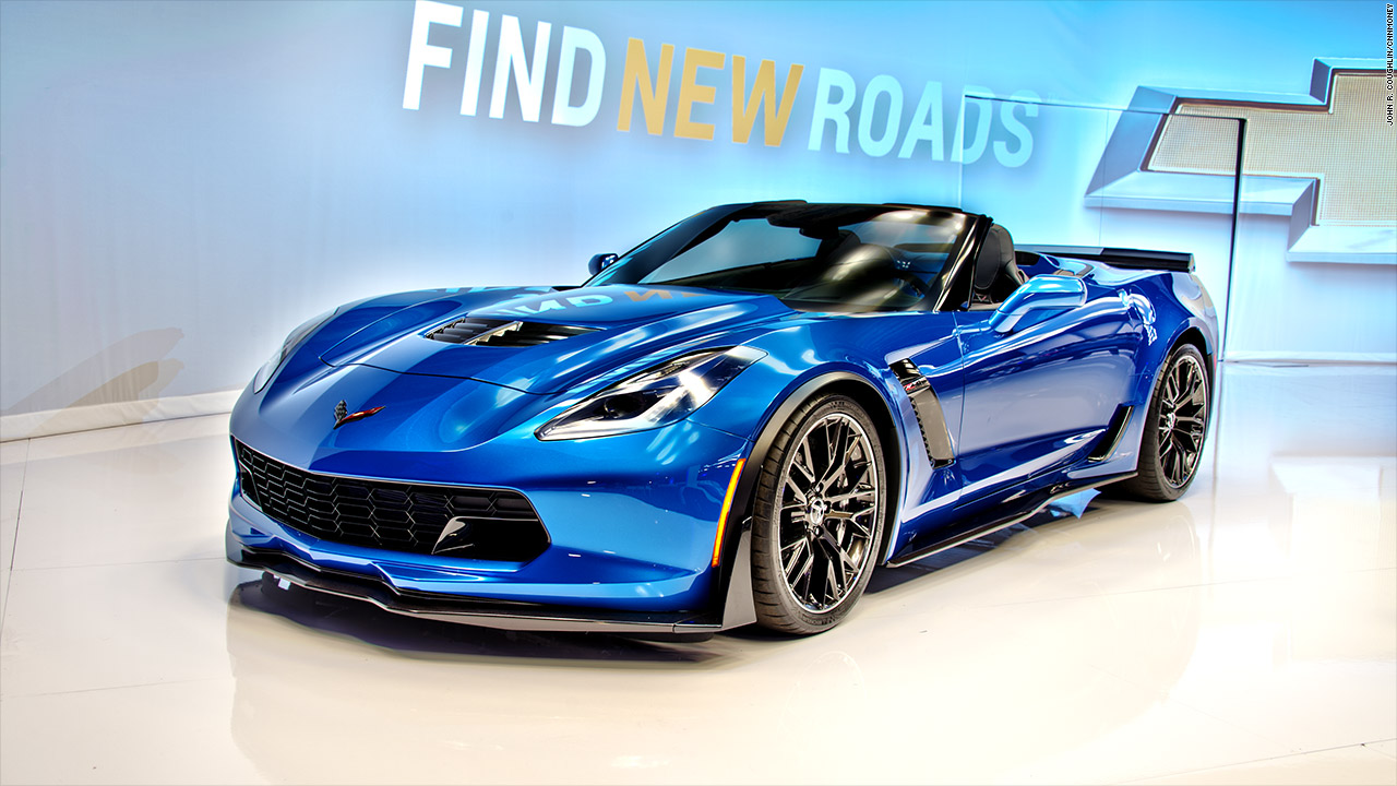 No Slide Name Set Cool Cars From The New York Auto Show CNNMoney - Cool cars 2014