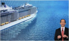 Royal Caribbean bases new ship in Shanghai