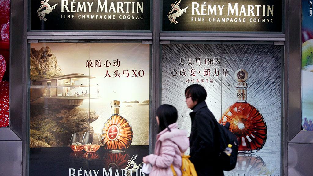 remy martin china