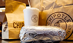 Chipotle: Prices going up