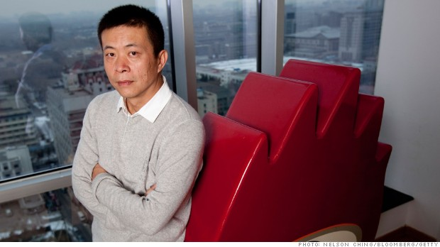 Weibo Chairman on IPO: 'We're here for the long term'