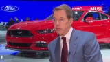 Bill Ford on 'revolutions' in car tech