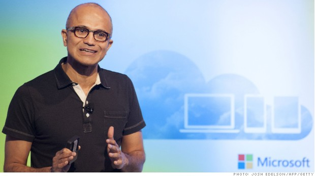 Satya Nadella needs more than one trick to fix Microsoft