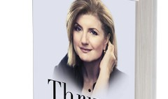 Arianna Huffington measures success by a different metric