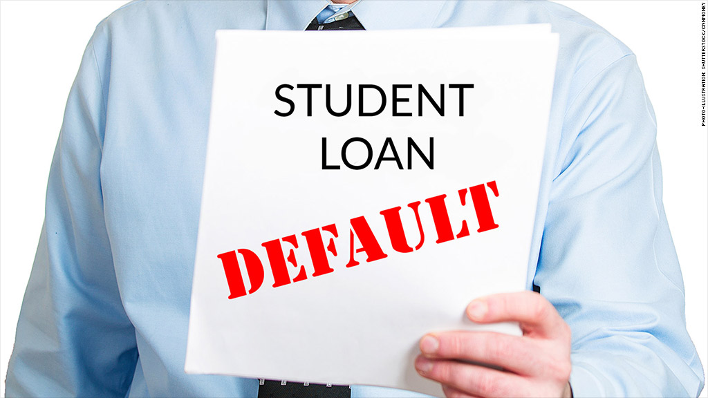 default student loan: