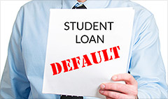 Grads hit with defaults when co-signers die, go bankrupt