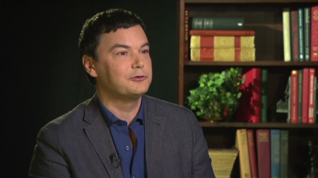 Thomas Piketty on his book 'Capital'