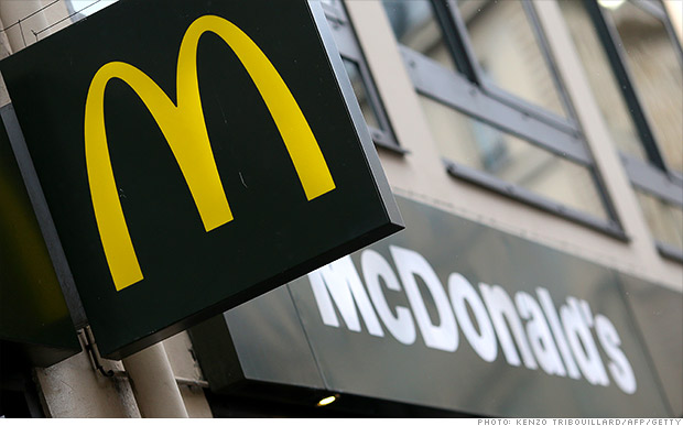 mcdonalds quarterly earnings