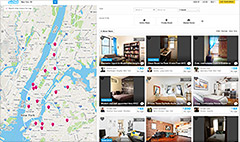 Airbnb faces off with New York