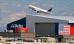 Delta Airlines: Stock cruises to record high