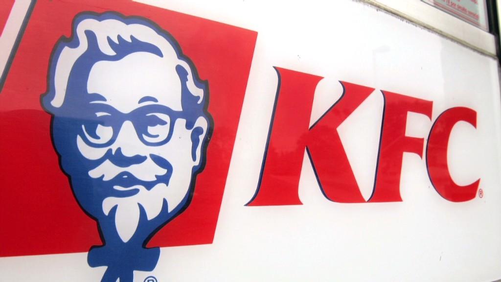 KFC 'doubles down' on China