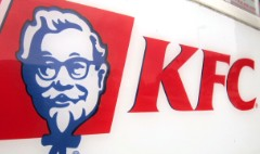 KFC 'doubles down' on China