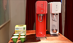 Starbucks might buy a stake in SodaStream