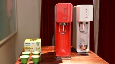 SodaStream's sparkling water makeover pays off