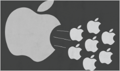 Apple's stock split: Why 7 to 1?