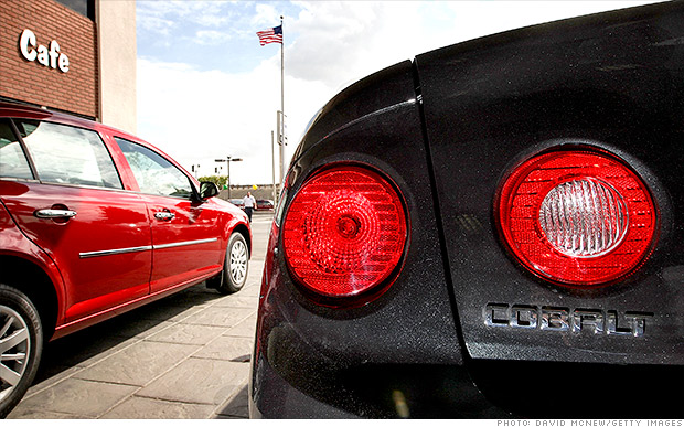 GM's profit wiped out!