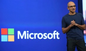Microsoft's CEO off to a decent start