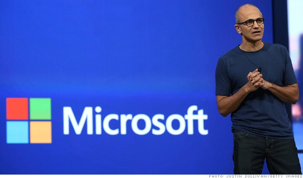 So far, so good for Microsoft's Nadella