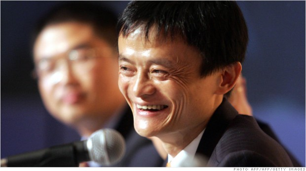 Alibaba founders fund mega charity ahead of IPO