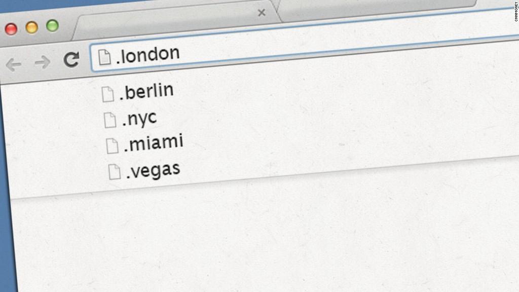 london domain